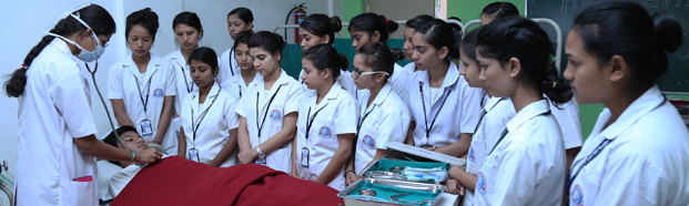 Clinical facilities of aditya nursing college bangalore
