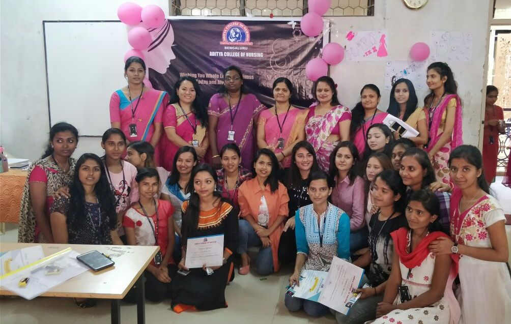 celebrating women day 2018