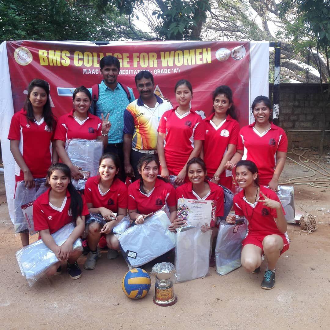 winner womens volley tournament