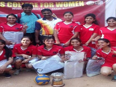 winner womens volley tournament1