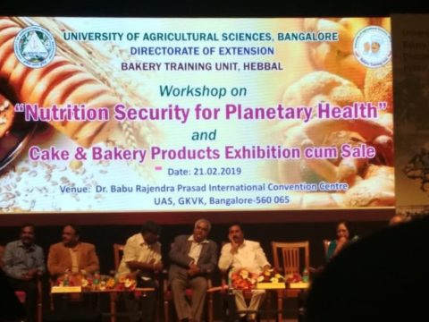 Nutrition workshop GKVK