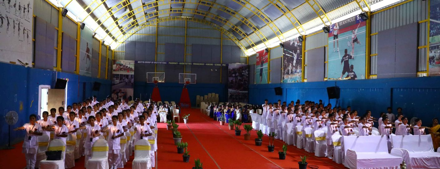 Lamp Lighting and Oath taking Ceremony