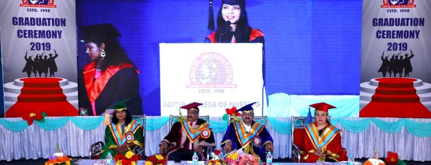 Graduation Ceremony & Farewell2019