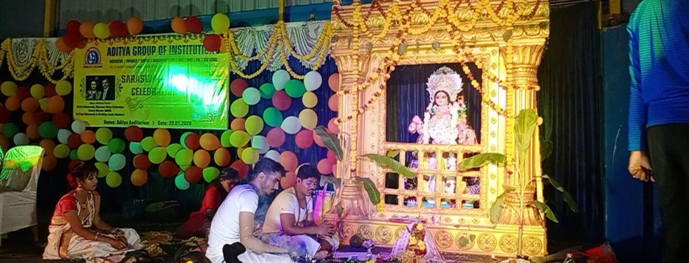 Saraswati Pooja 2020