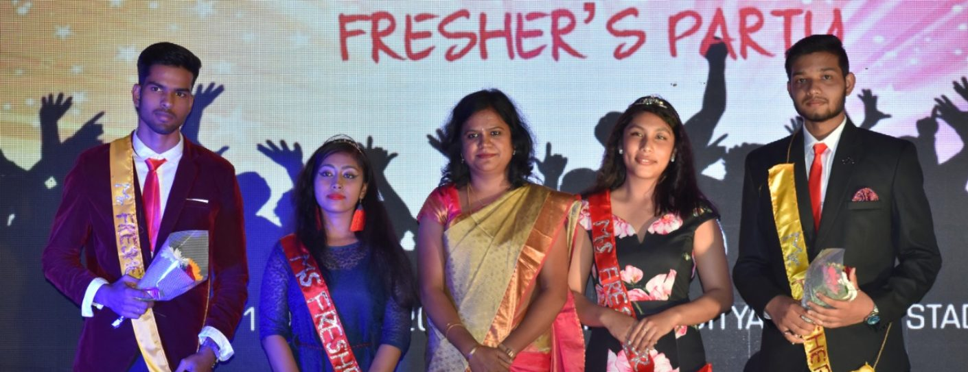 Fresher's Day 2020